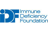 immune deficiency foundation logo